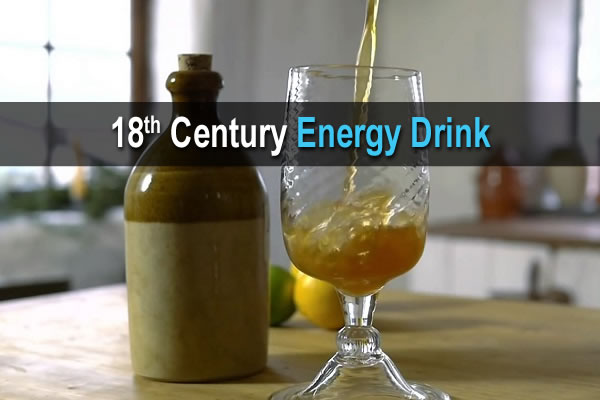 18th Century Energy Drink