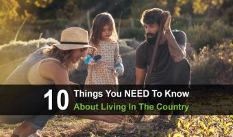 10 Things You NEED To Know About Living In The Country
