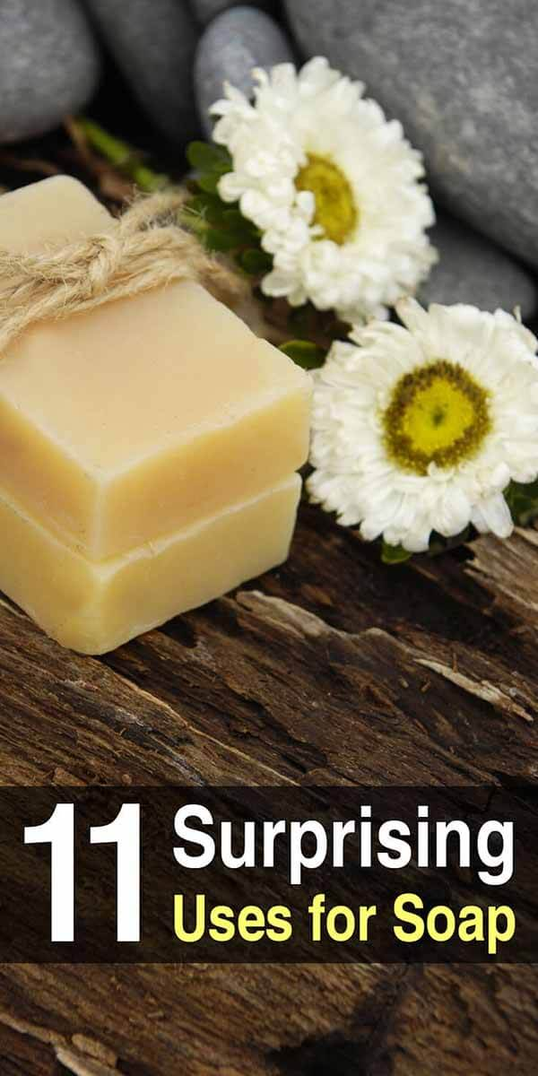 11 Surprising Uses for Soap