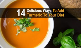 14 Delicious Ways to Add Turmeric To Your Diet