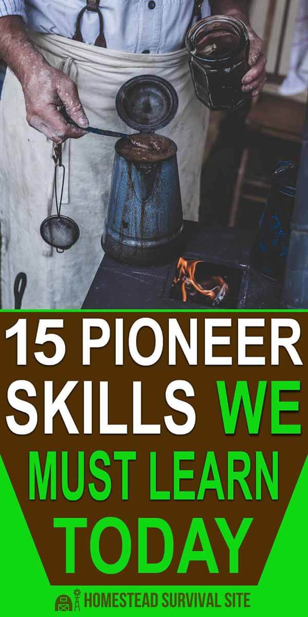 15 Pioneer Skills You Must Learn Today