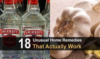 18 Unusual Home Remedies That Actually Work