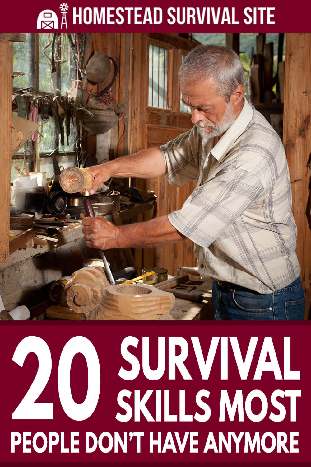 20 Survival Skills Most People Don't Have Anymore