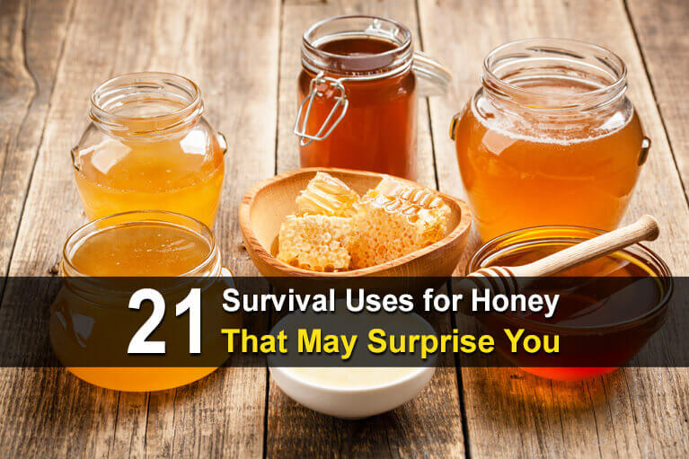 21 Survival Uses for Honey That May Surprise You