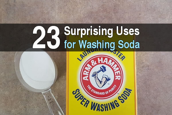 23 Surprising Uses for Washing Soda