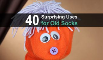 40 Surprising Uses for Old Socks