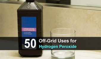 50 Off-Grid Uses for Hydrogen Peroxide