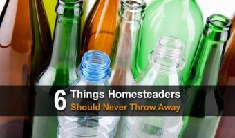 6 Things Homesteaders Should Never Throw Away (And Why)