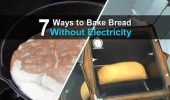 7 Ways to Bake Bread Without Electricity