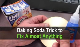 Baking Soda Trick To Fix Almost Anything