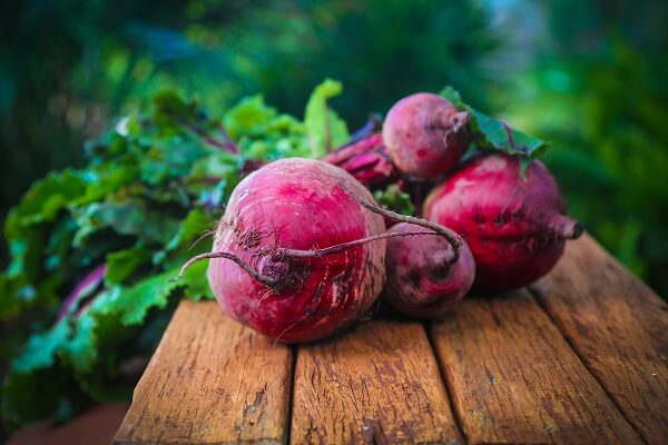 Beets | Foods That Store Well in Root Cellars