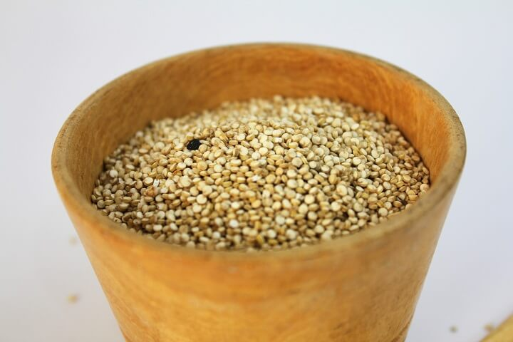 Bucket of Amaranth