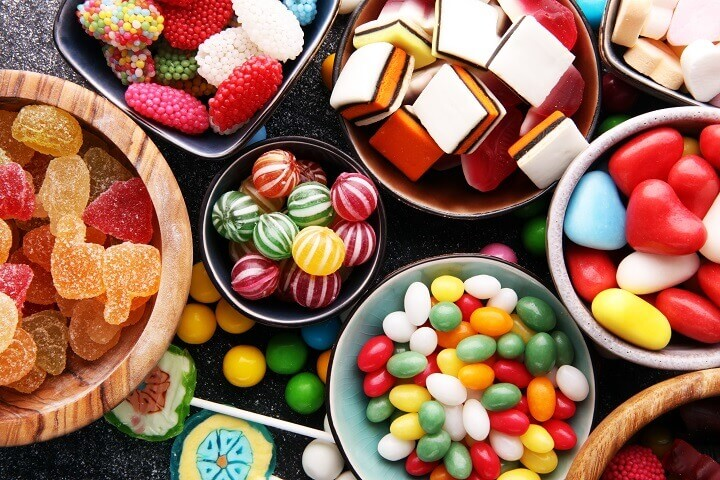 Collection of Candies