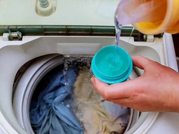 Doing Laundry With Tea Tree Oil