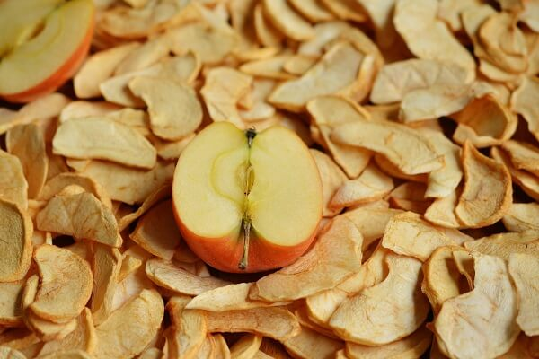 Dried Fruit Apples