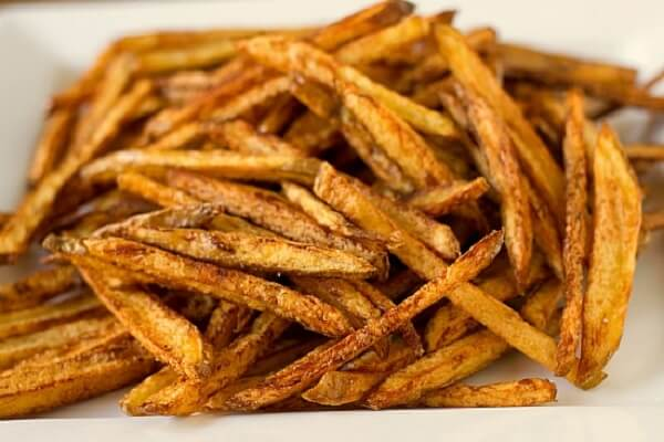 Dutch Oven French Fries