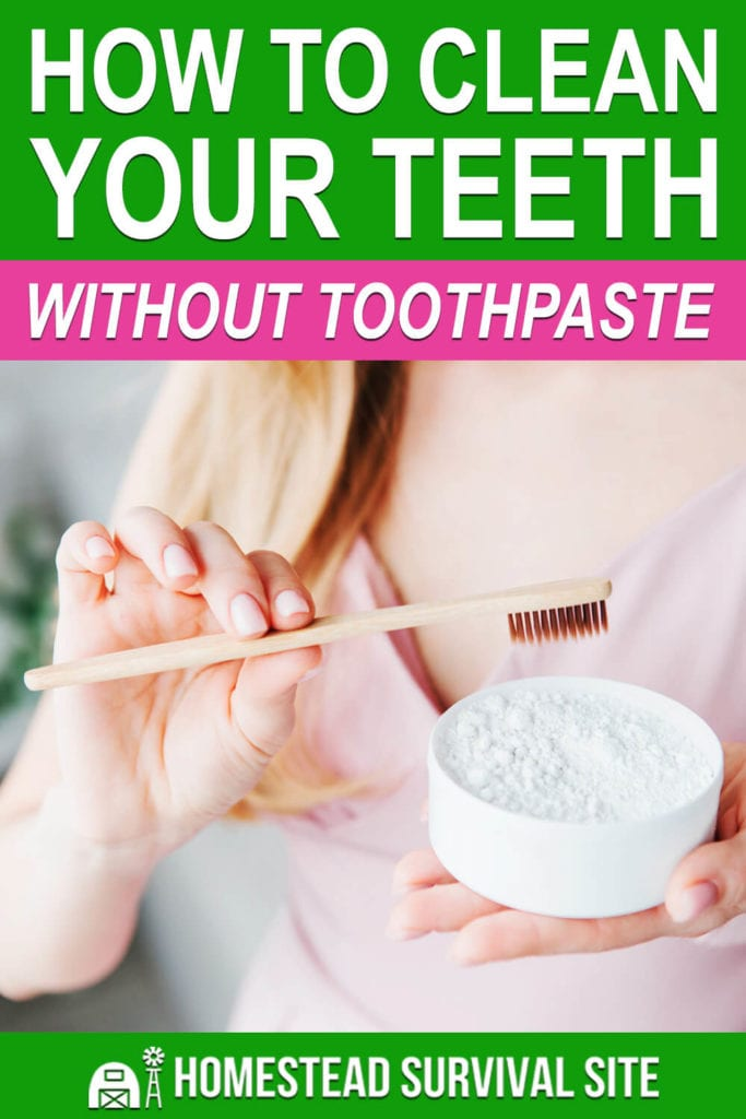 How to Clean Your Teeth Without Toothpaste