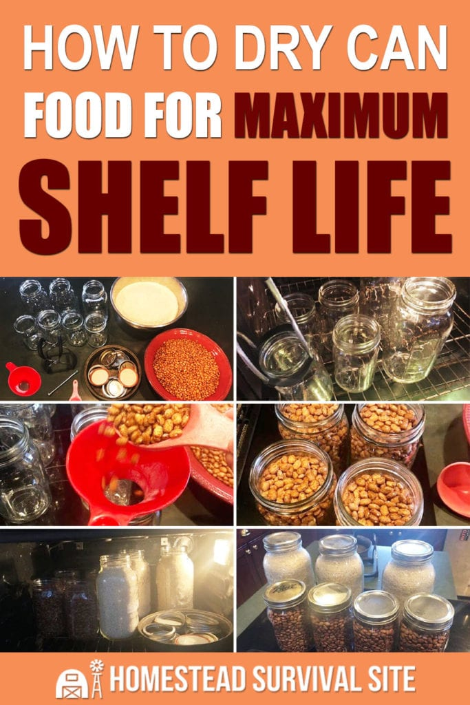 How to Dry Can Food for Maximum Shelf Life