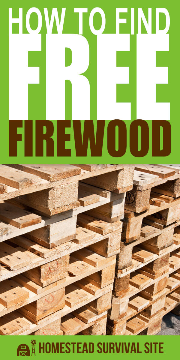 How To Find FREE Firewood