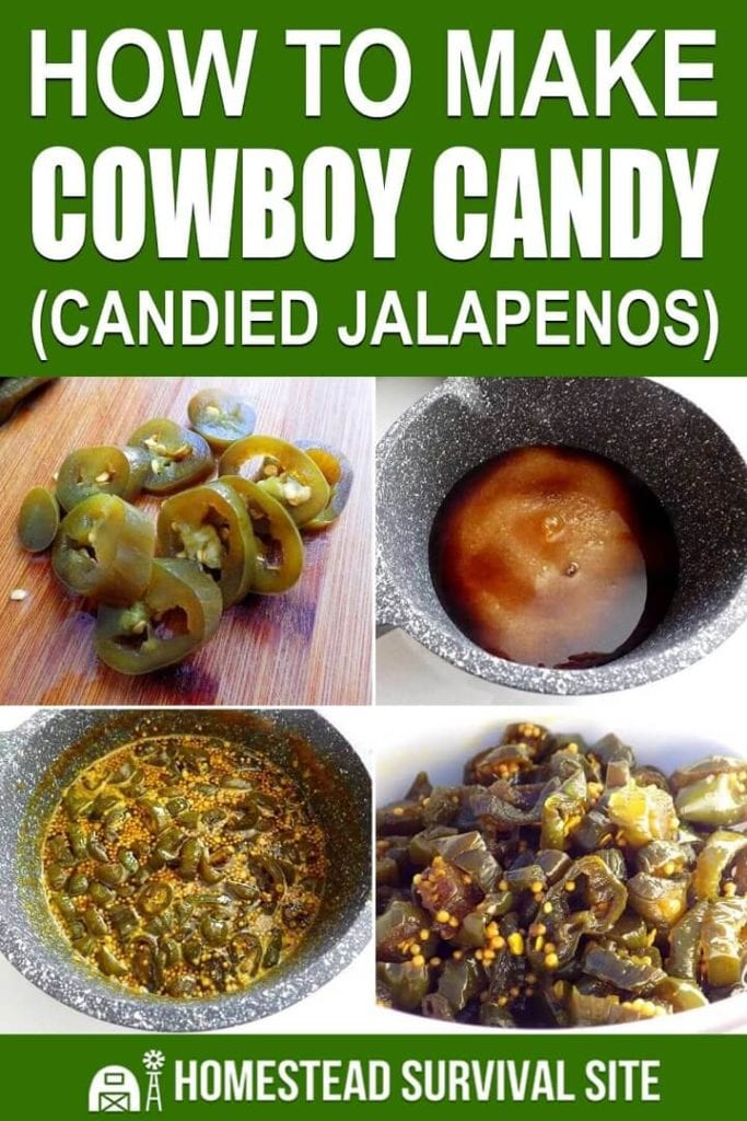 How To Make Cowboy Candy (Candied Jalapenos)