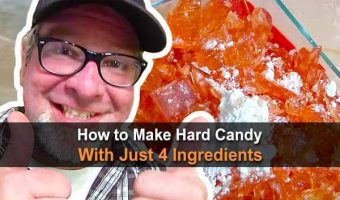 How to Make Hard Candy With Just 4 Ingredients