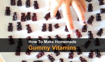 How To Make Homemade Gummy Vitamins