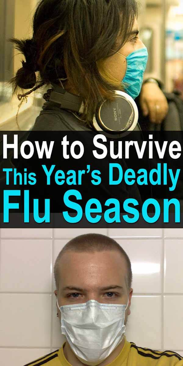 How to Survive This Year's Deadly Flu Season