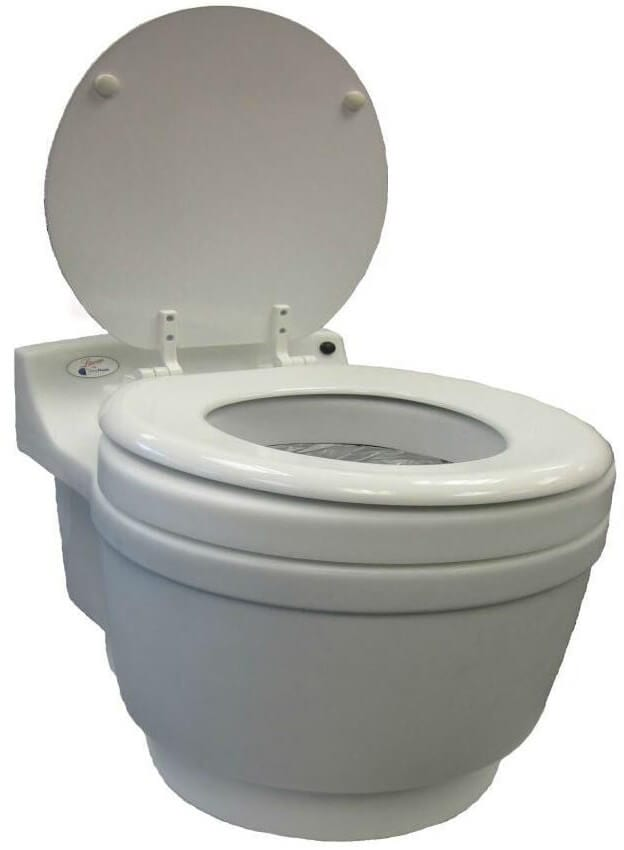 Laveo Dry Flush Toilet