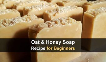Oat & Honey Soap Recipe for Beginners