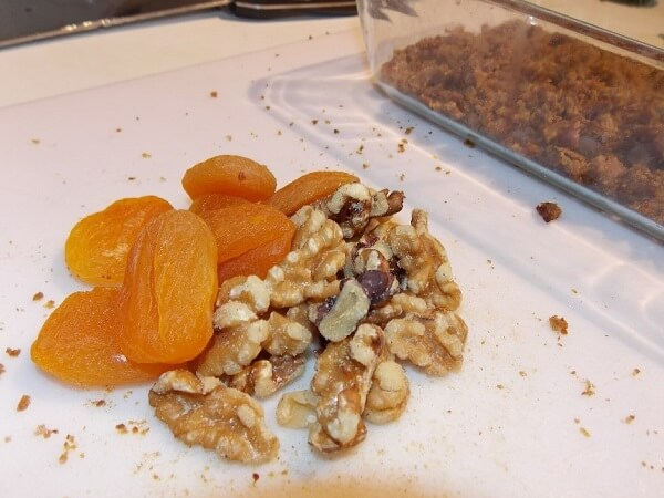 Fruit and Nuts - Pemmican Recipe
