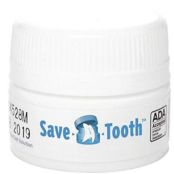 Save A Tooth Container