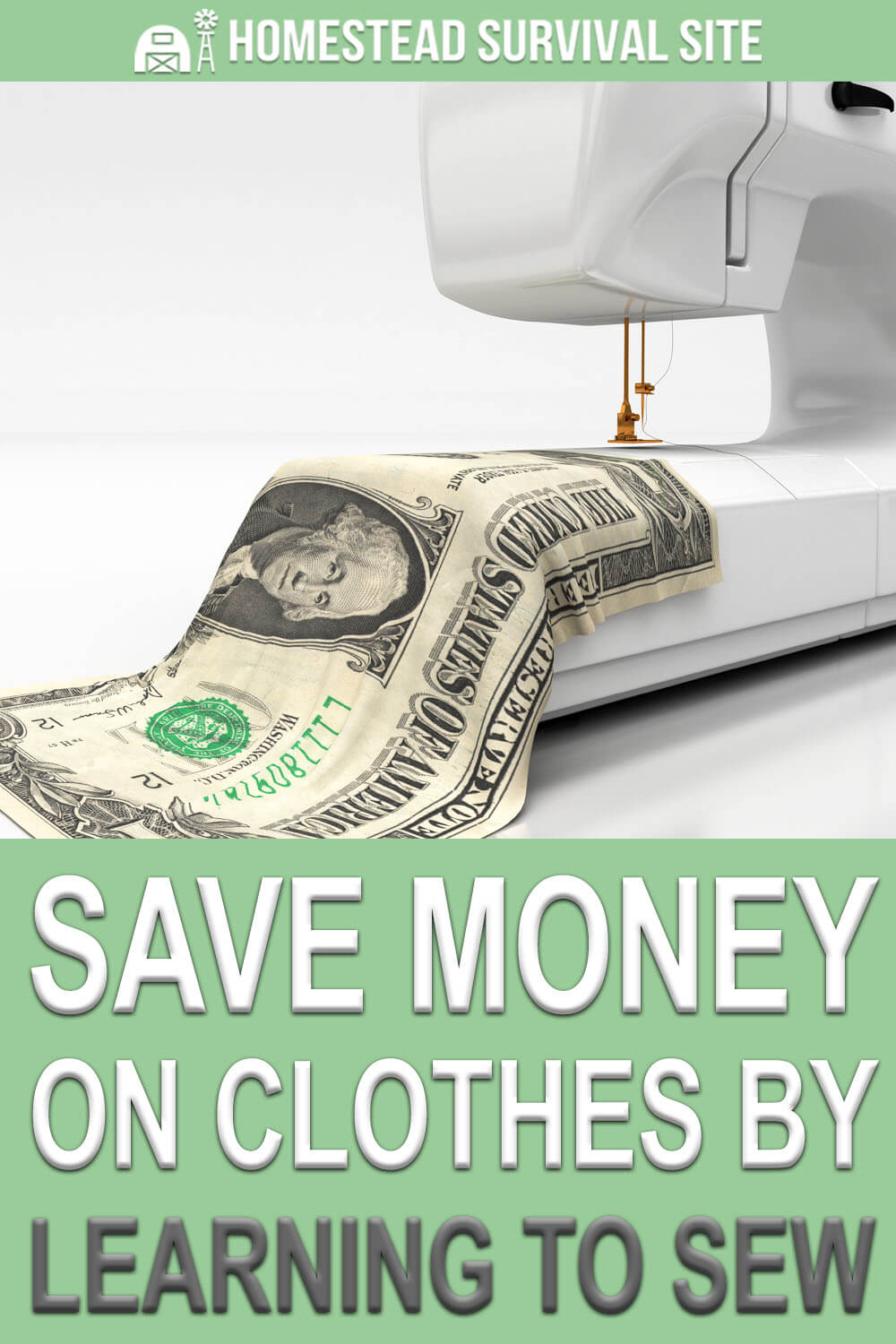 Save Money On Clothes By Learning To Sew