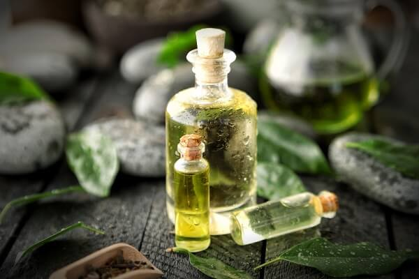Tea Tree Oil Bottles