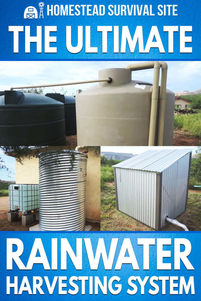The Ultimate Rainwater Harvesting System