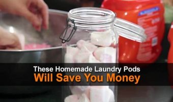 These Homemade Laundry Pods Will Save You Money